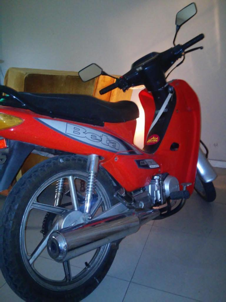 Beta Bs 110cc. italiana. cuidada