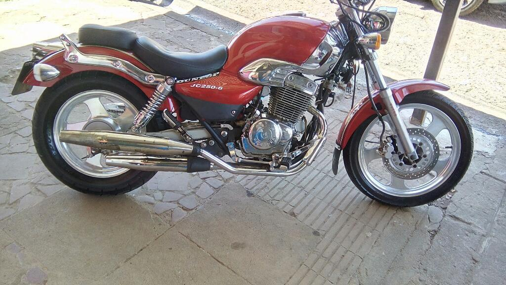 Vendo Chopera 250 Impecable