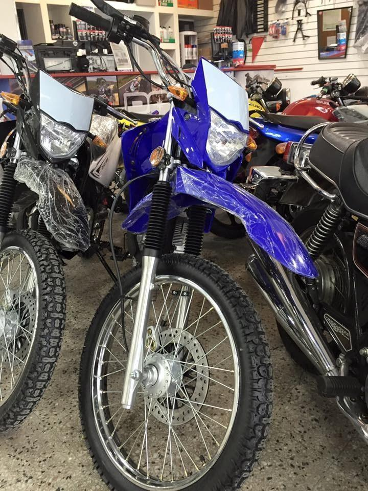 Jianshe Js125 Xtz Enduro Motos 2017 Financiacion Ahora18