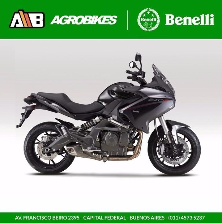 Benelli Tnt 600 Gt Sport Agrobikes!