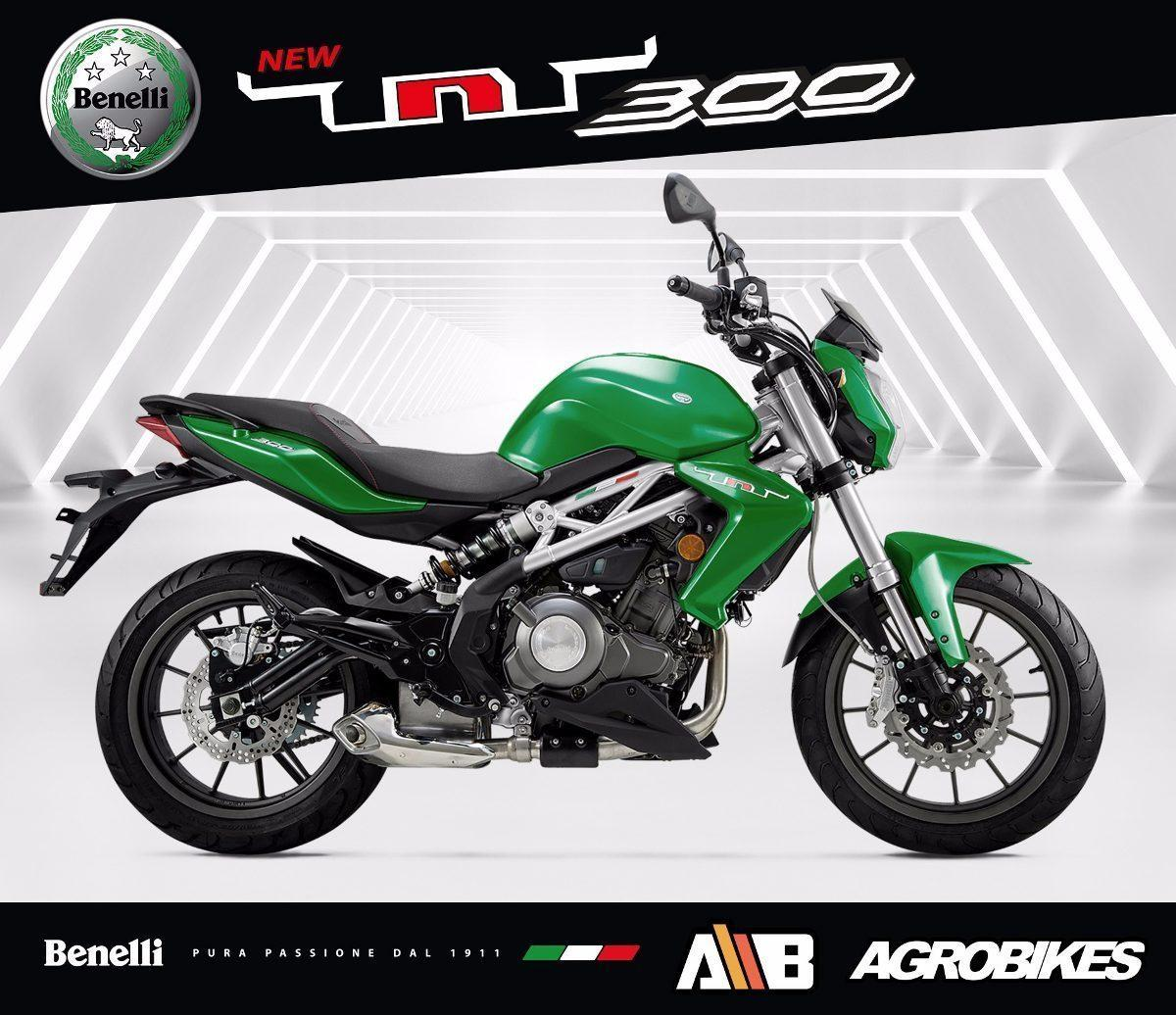 Benelli Tnt 300 Naked Agrobikes!