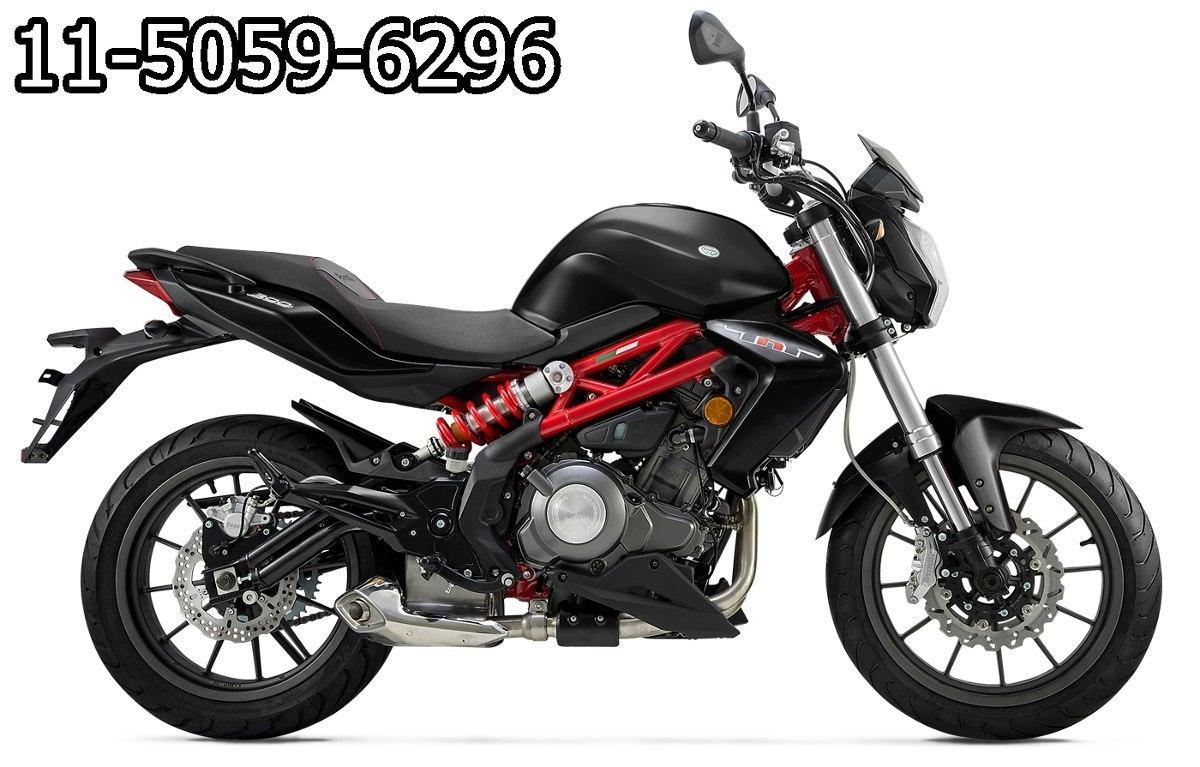 Benelli Tnt 300 Naked 600 / 250 Preventa Exclusiva