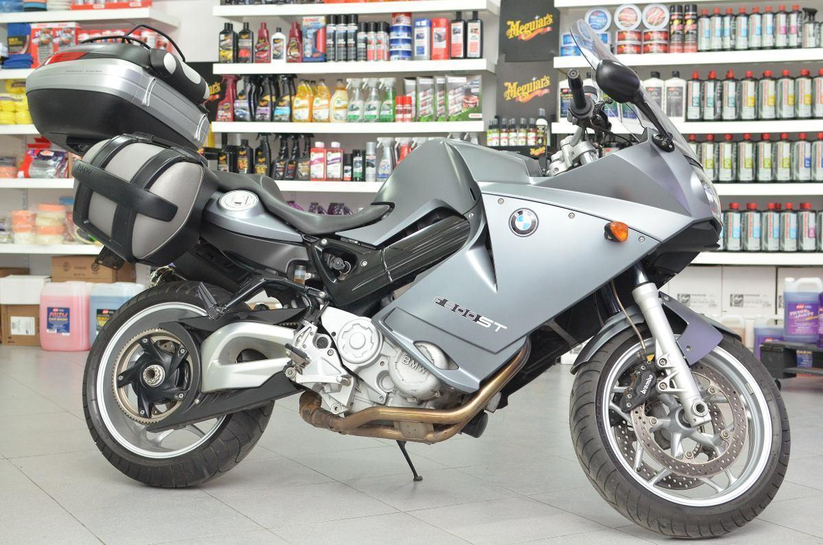 Bmw F800 St Sport Touring 2007 Impecable