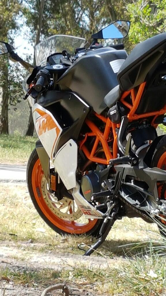 Ktm Rc 200 Super Impecable 800 Km