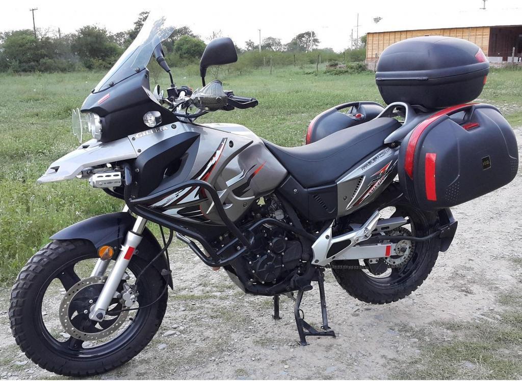 GILERA SMX 400 cc Touring Modelo 2014 VENDO