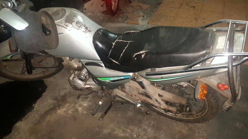 Vendo Moto Jincheng Usada