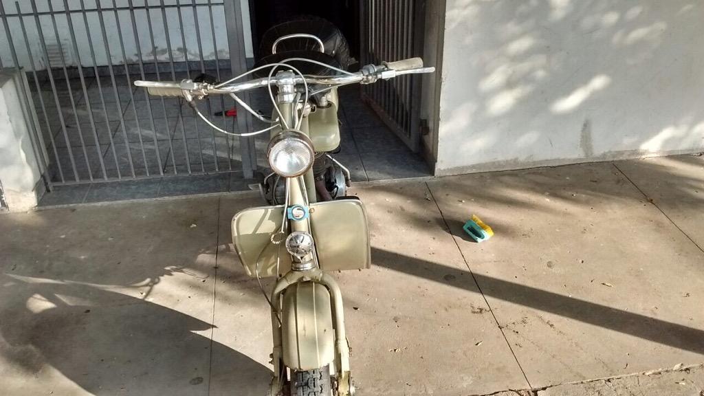 Moto Siambretta 1959