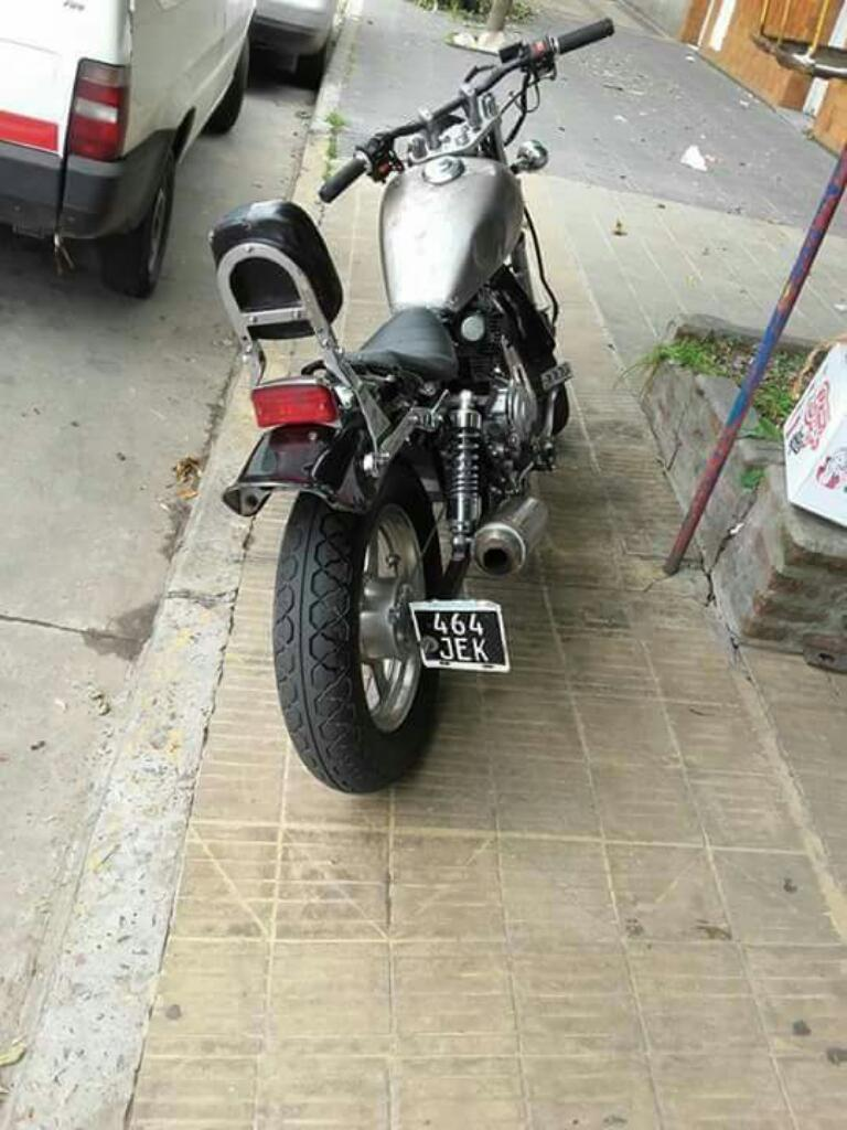 Vendo Guerrero Gmx 150