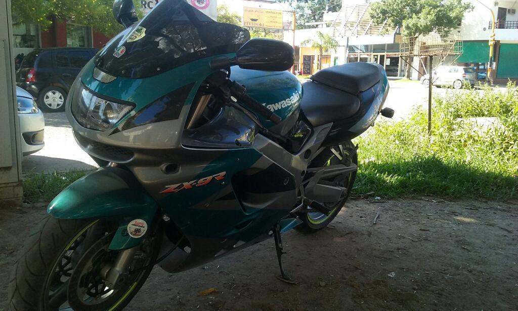 Vendo Kawasaki Zx9