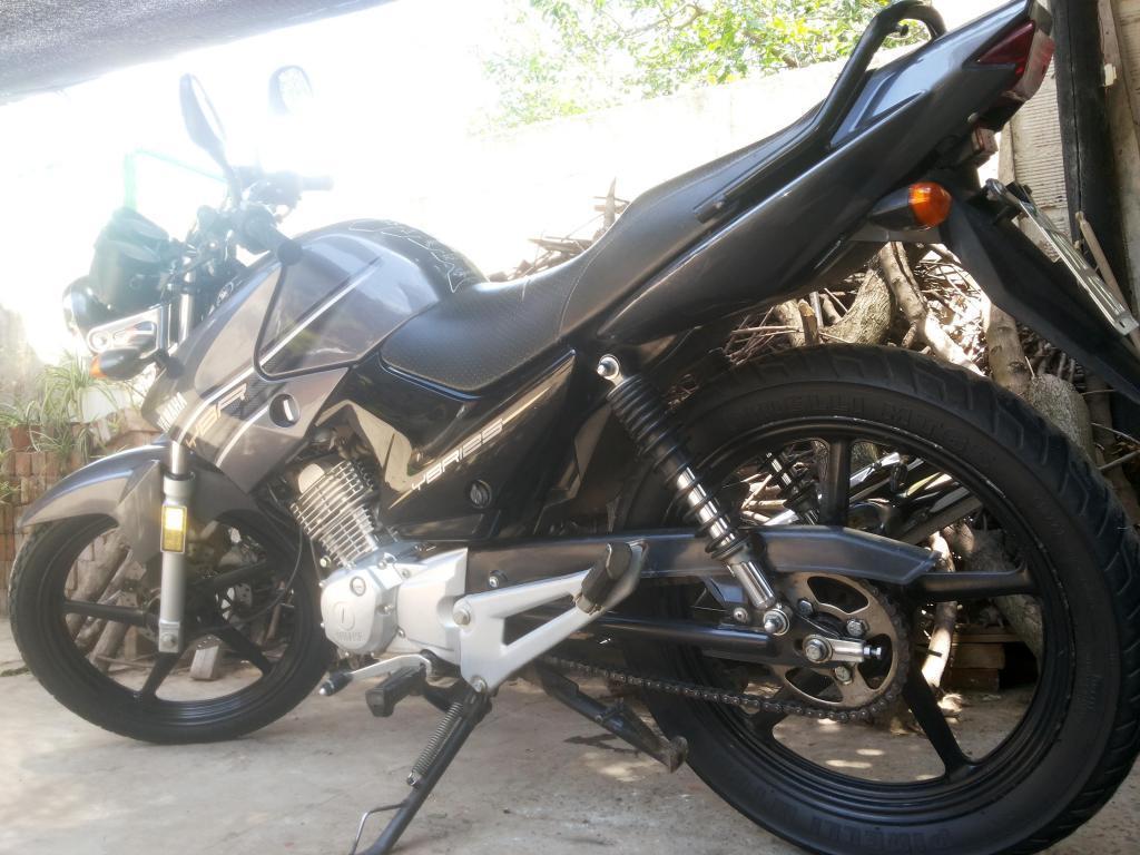 YAMAHA YBR 125 FULL ED 2012 VENDO!!!