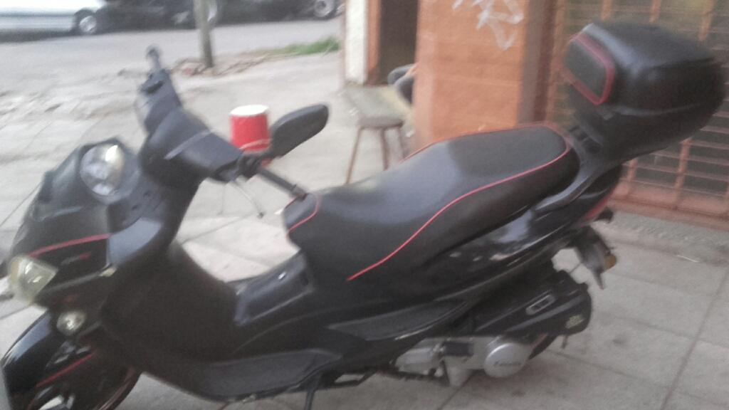Moto Zanella Styler