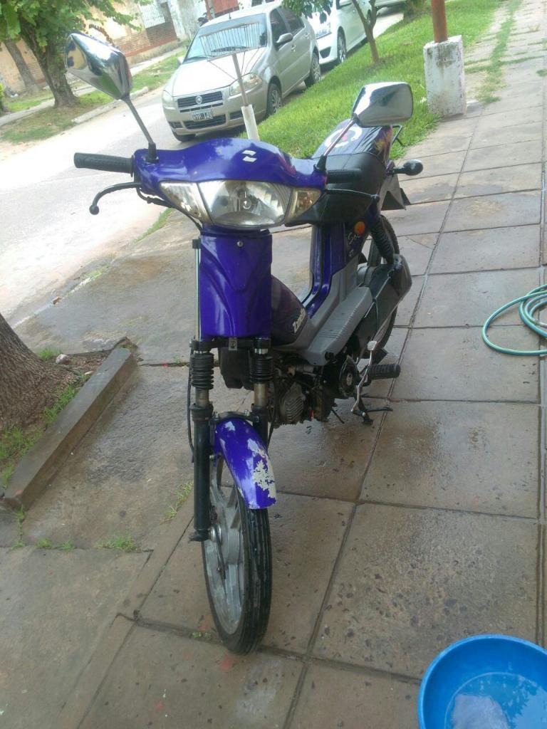 Zanella 110 con Cambio