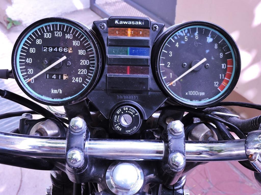 KAWASAKI Z650SR Mod.81 vendo o permuto por auto