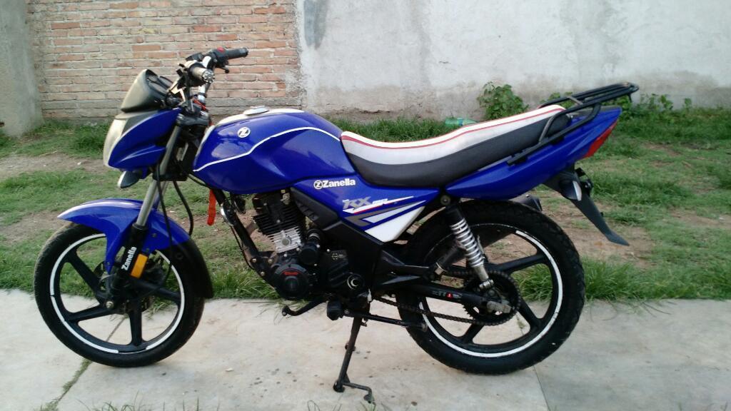 Vendo Rx 150 Como Nueva