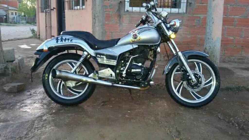 Chopera 200cc