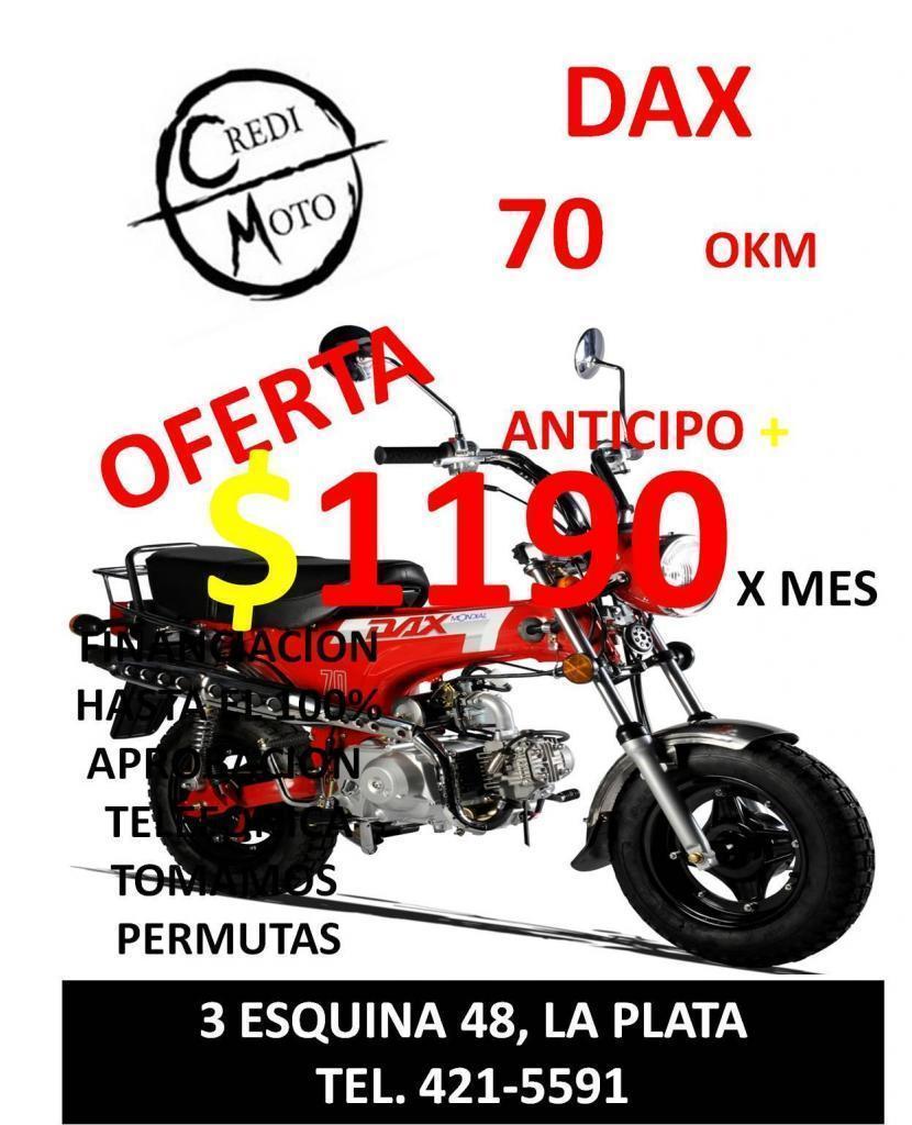 OFERTA DAX 70 1190