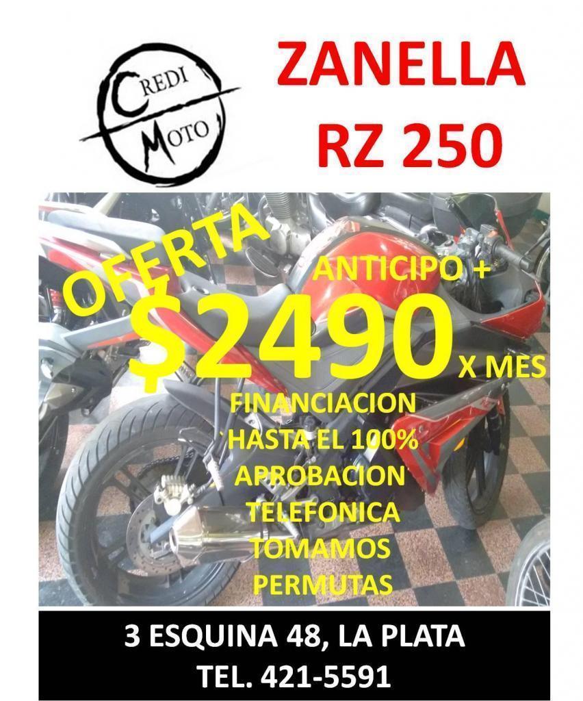 ZANELLA RZ 25 PISTA OFERTA 2490