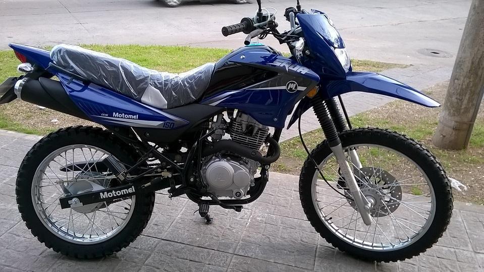 MOTOMEL SKUA 150 0 KM