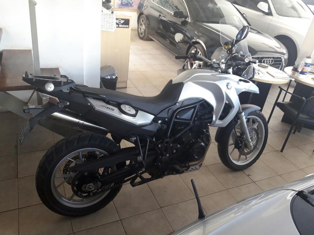 Bmw Gs 650 Motor 800cc Bicilindrica