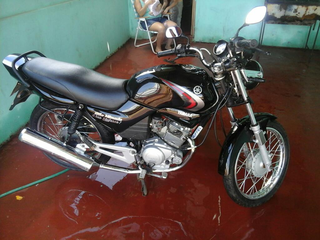 Impecable Ybr 125