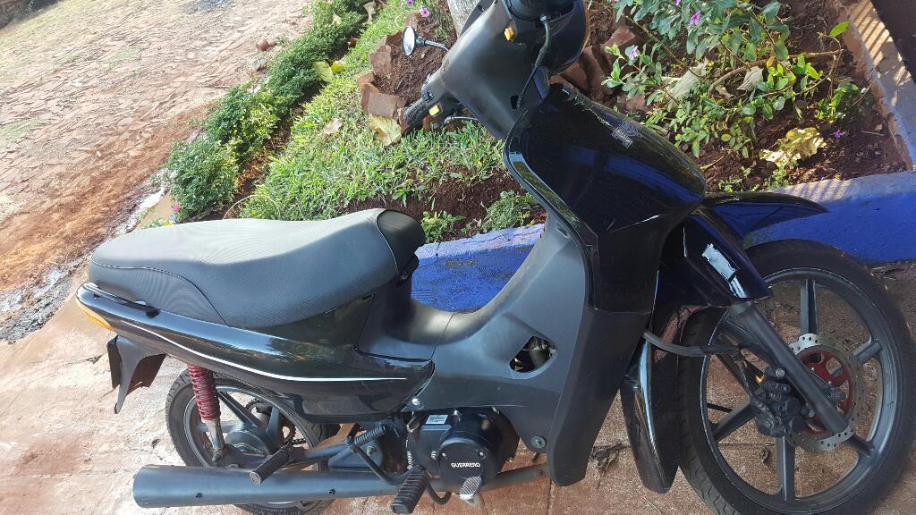 Moto Guerrero Trip