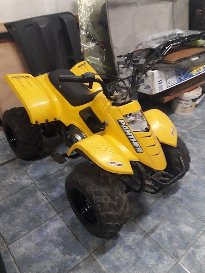 PANTHER 90 CC AUTOMATICO