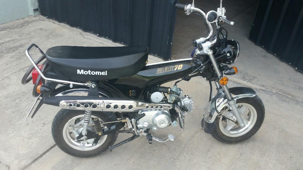 Motomel Max70 Nueva