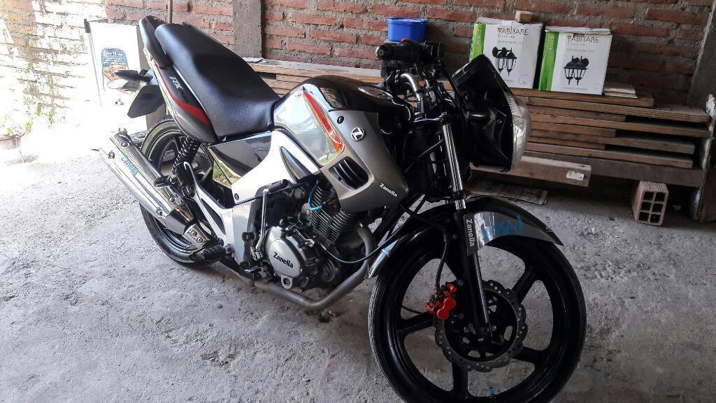 Zanella Rx 200 Monacos - Brick7 Motos