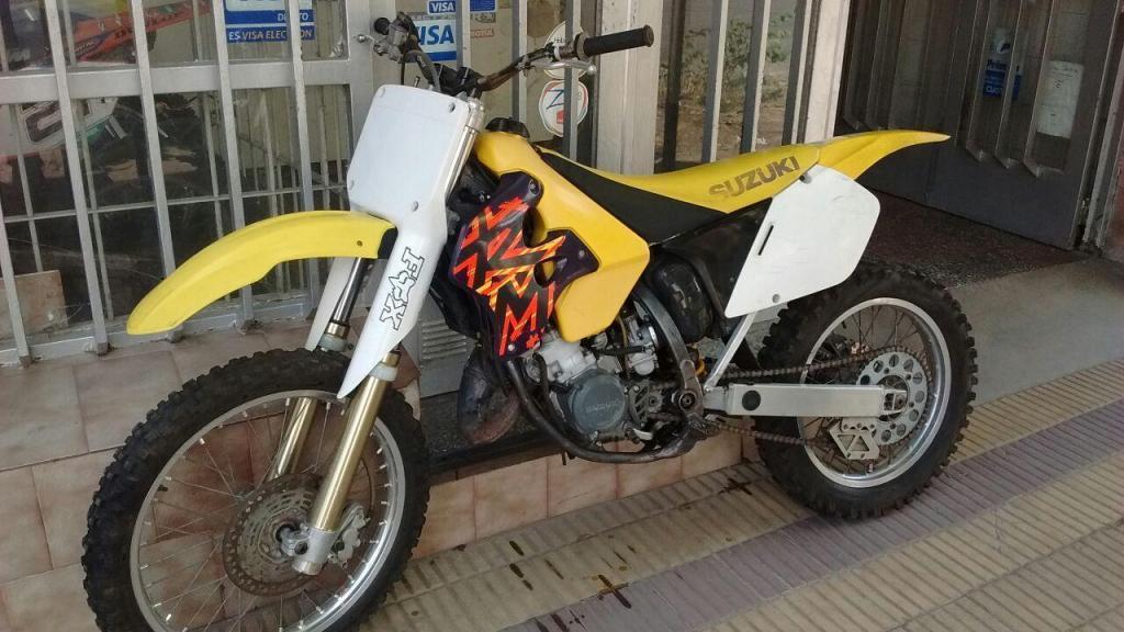 Suzuki RM 125 1997