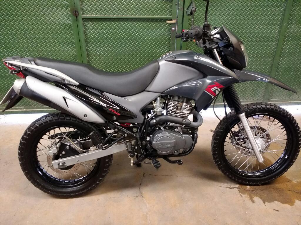 Vendo Zr 250 Nueva