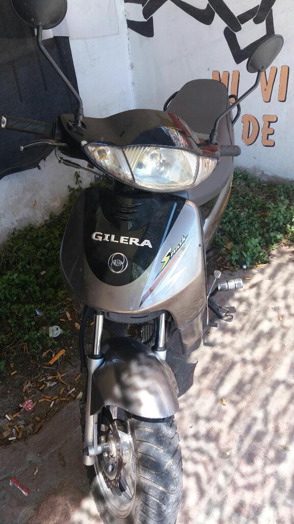 Gilera Smash Tuning 2015