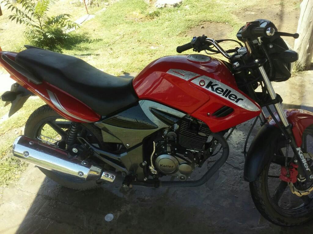 Moto Keller 260 Vendo O Permuto