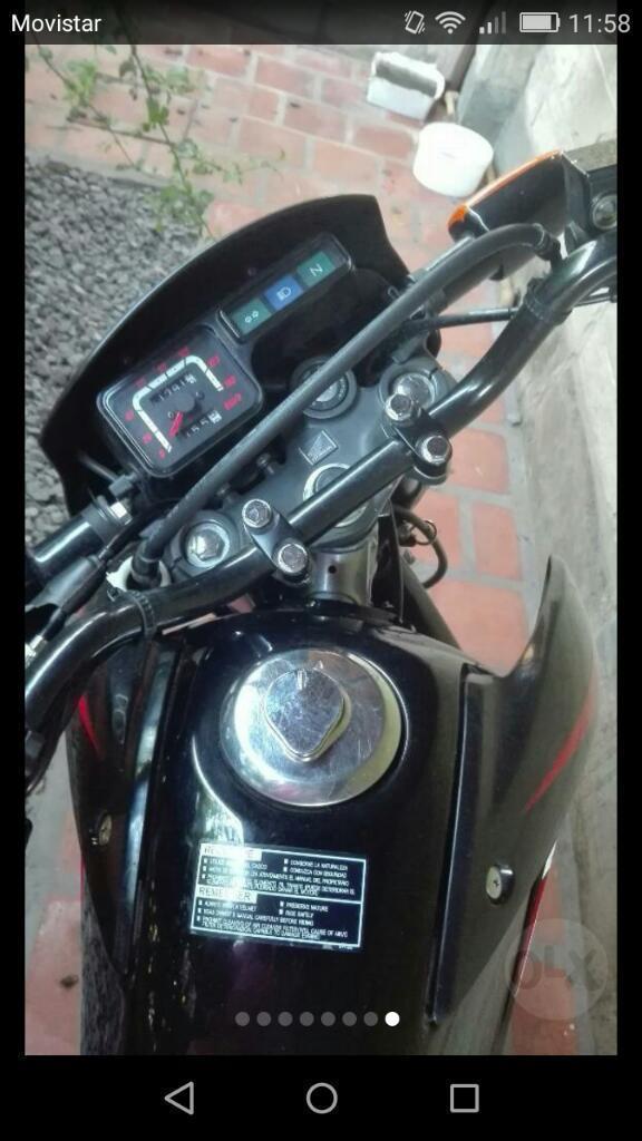 Vendo O Permuto Honda Xr 125 Modelo 2014