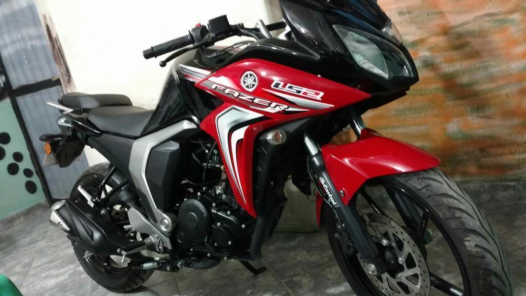 Vendo Vendo Yamaha Fazer Muy Poco Uso Ha