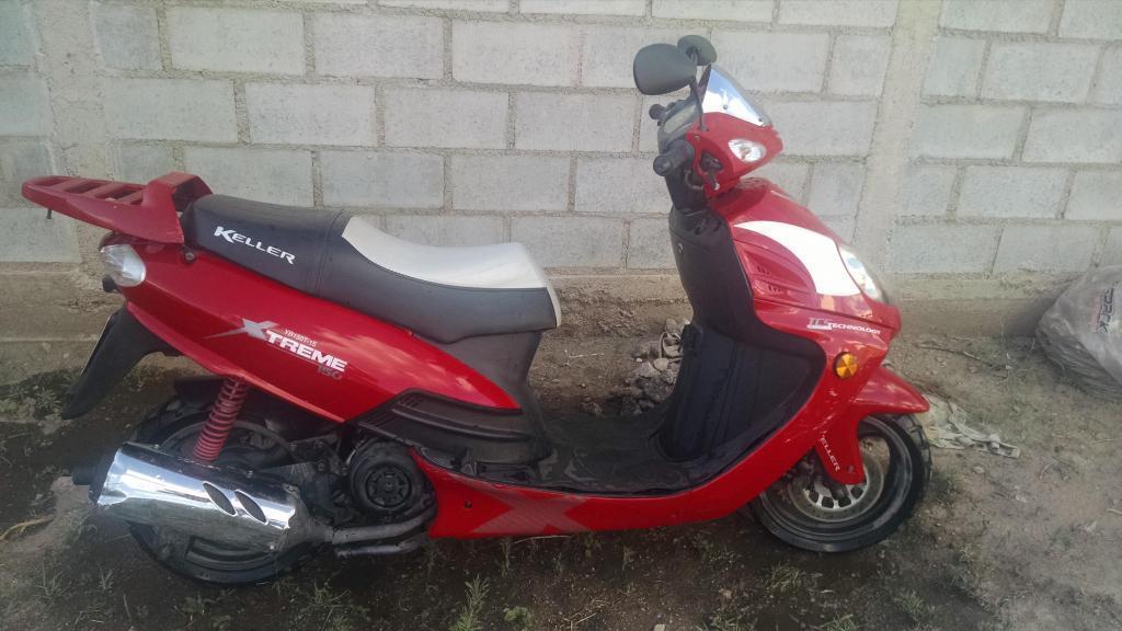 Scooter Keller Xtreme