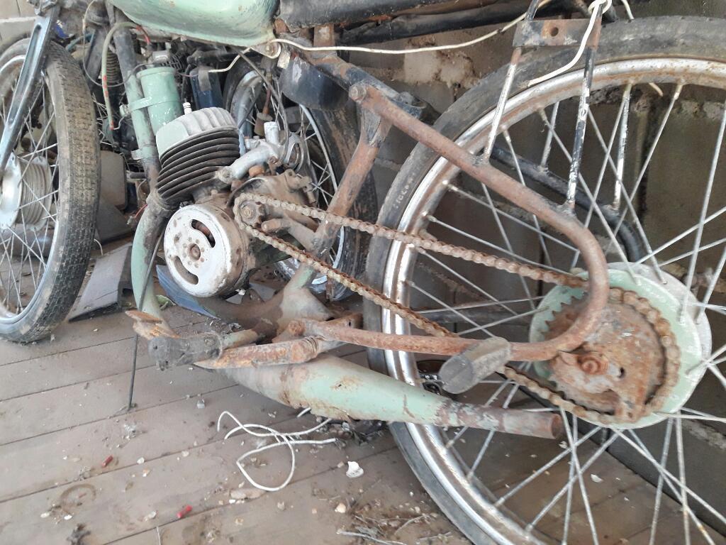 Motos Antigua Más Repuestos