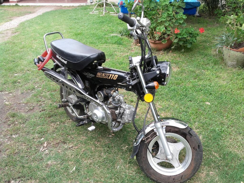 Vendo Motomel Max 110