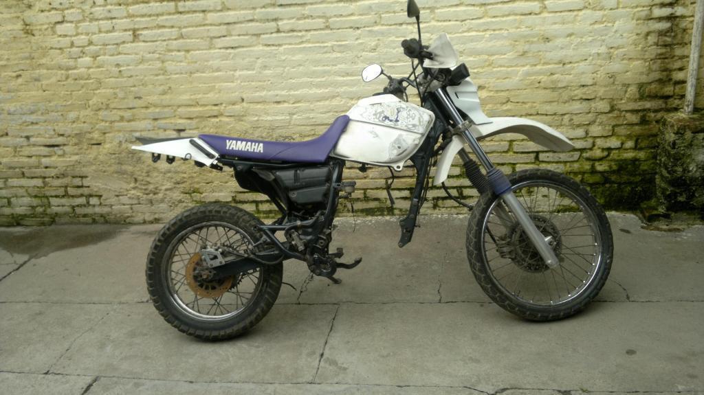 YAMAHA XT 600 MOD93