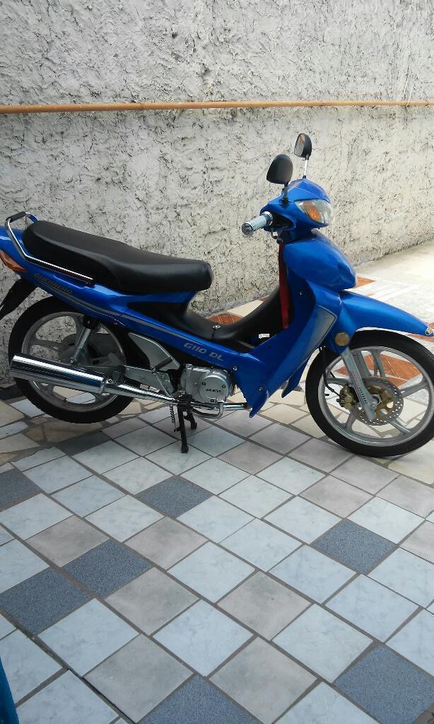 Vendo Moto Guerrero 110