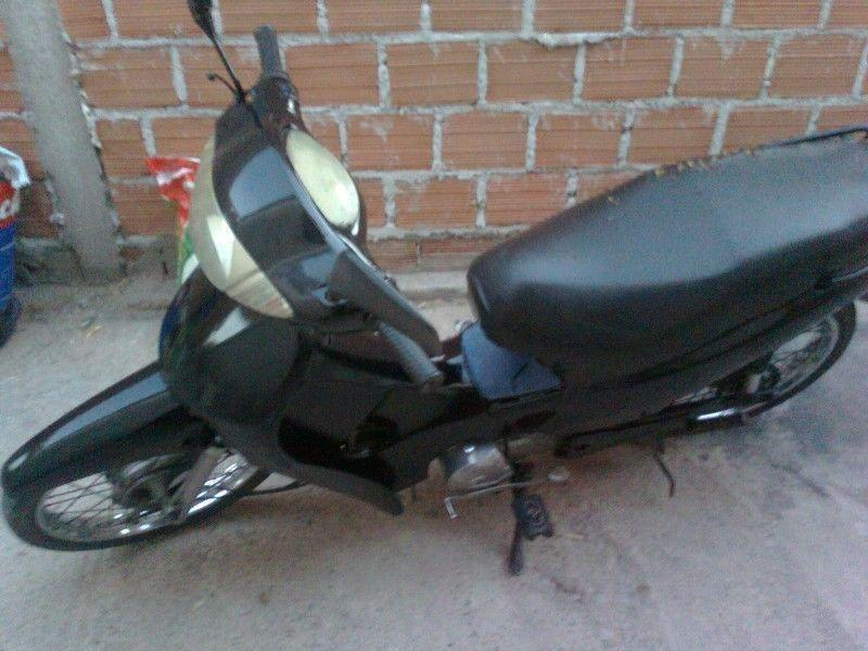 vendo Gilera Smash 2008 color negra