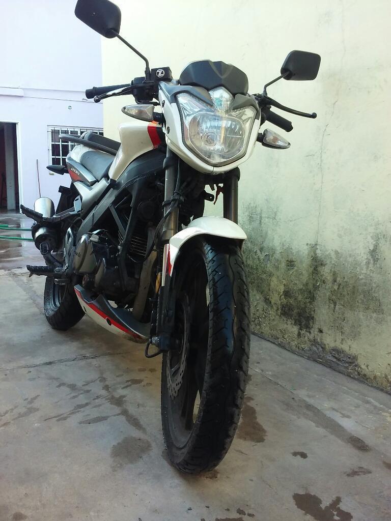 Zanella Valor 200 - Brick7 Motos