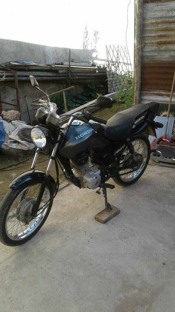 Moto Cg Fan 125