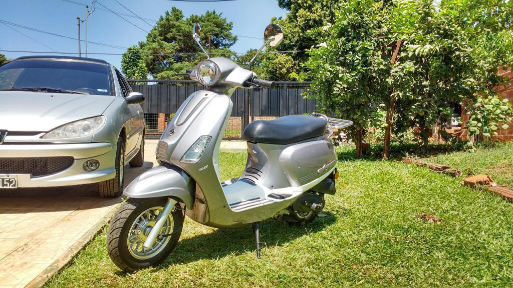 Moto Scooter Zanella Styler 50 Cc