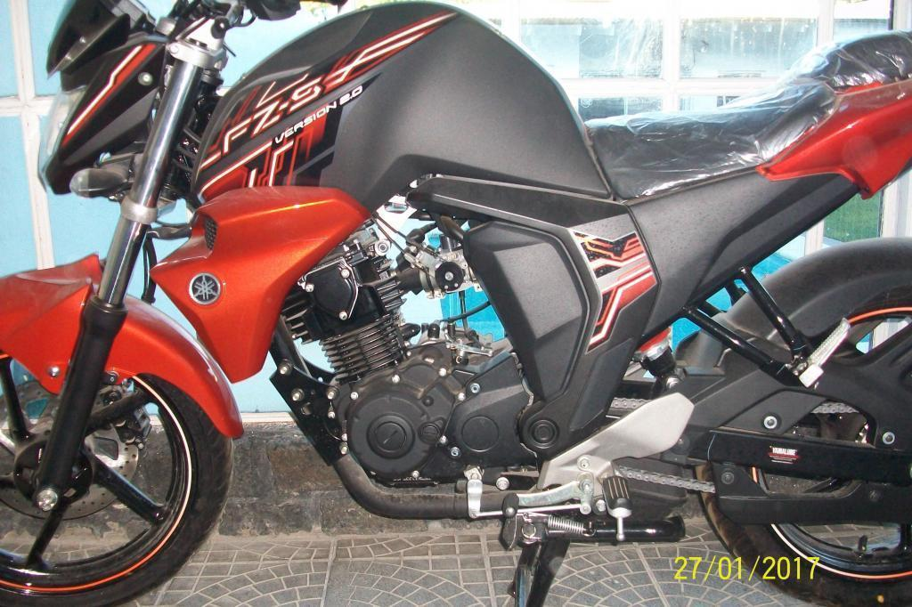 Vendo Yamaha FZS 160 Version 2.0