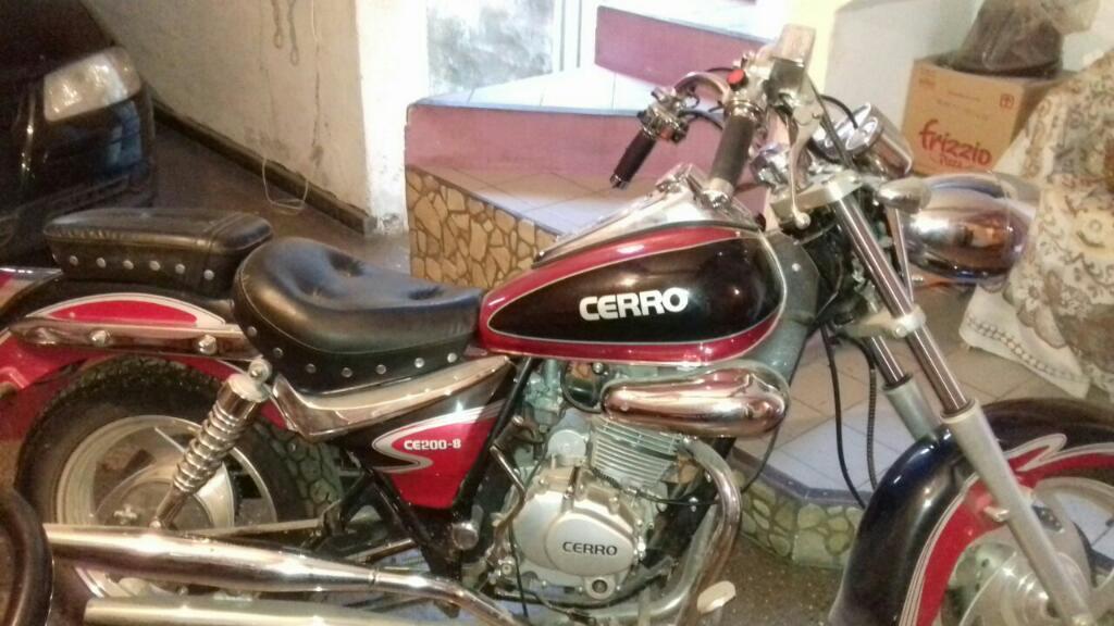 Chopera 200 Cerro