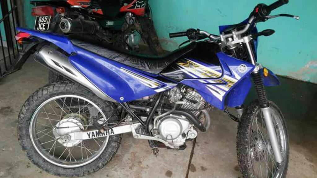 Vendo Xtz 125 Modelo 2014