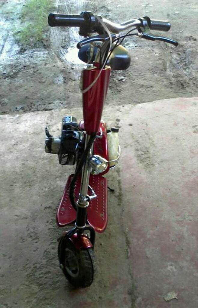 Monopatin con Motor