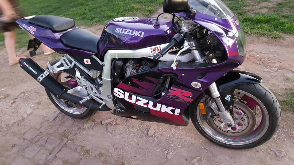 Suzuki Gsxr 750wp