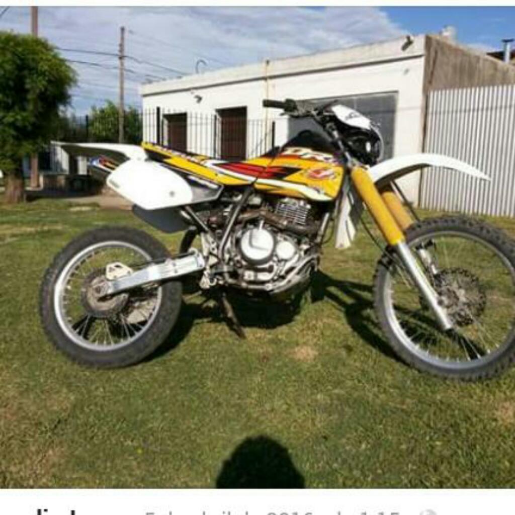 Vendo Dr 350 Motor Nuevo