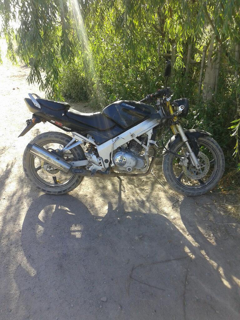 Cambio Las Dos Motos X Un Xr 250